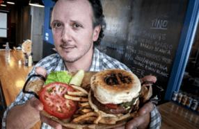 Derrick Widmark, Owner - Diablo Burger