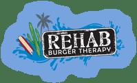 Rehab Burger Therapy Logo