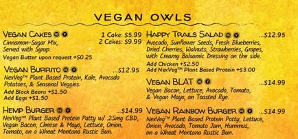 Toasted Owl Flagstaff